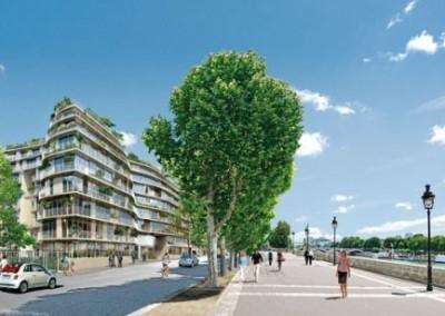 Programme neuf Cogedim - Nouvelle Vague - Paris en démembrement de propriété