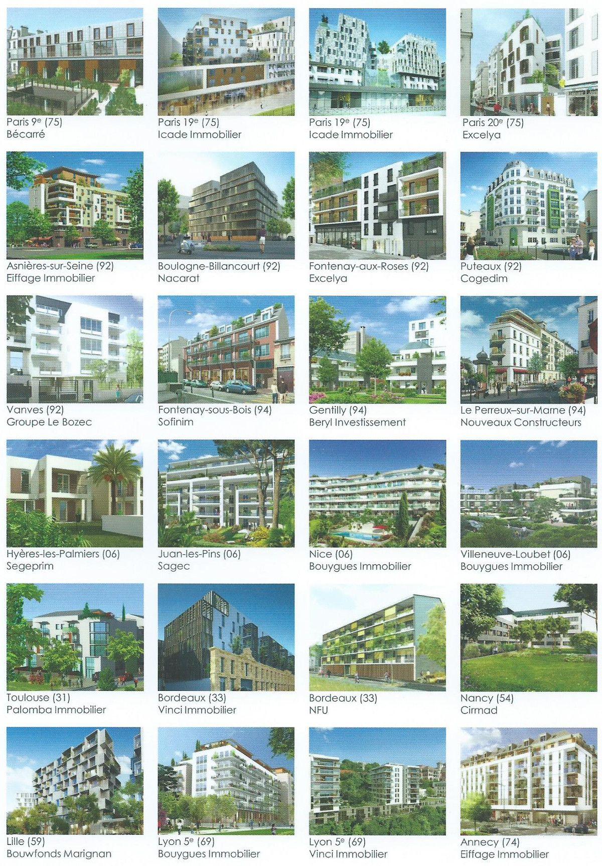 realisation nue propriété immobilier programme