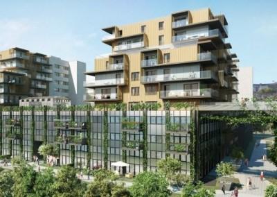 Programme nue-propriete Paris 14 rue Didot - Arborescence