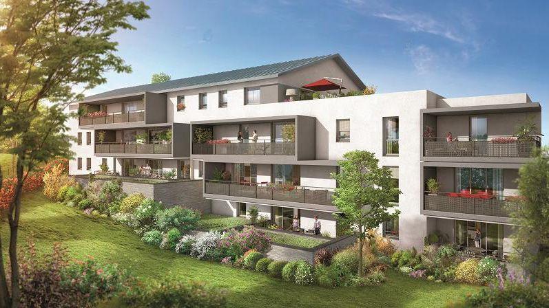 Immeubles pour investir en nue-pro France